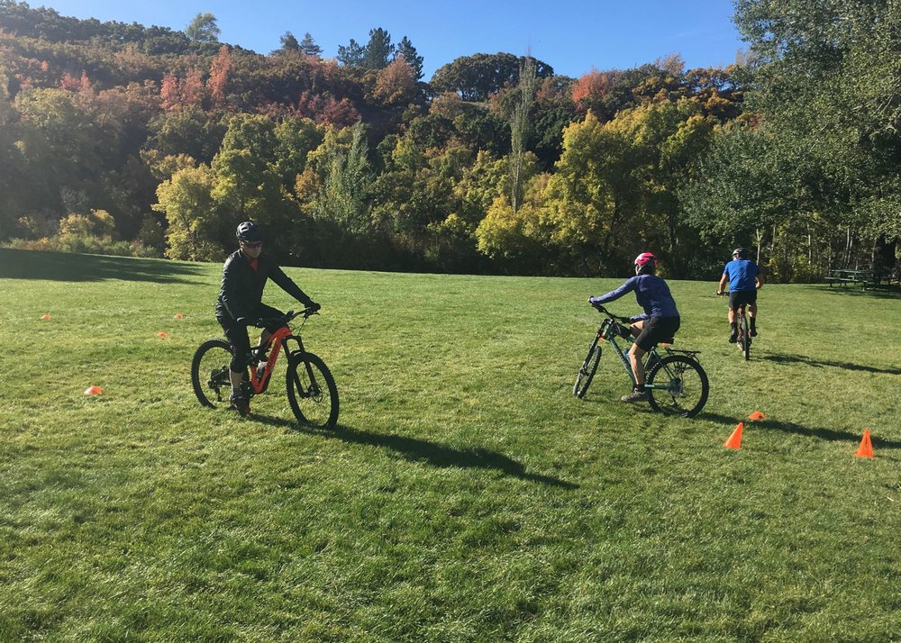 Cycling Education for All Abilities | Mountain Bike Lessons Utah | CycleAbility