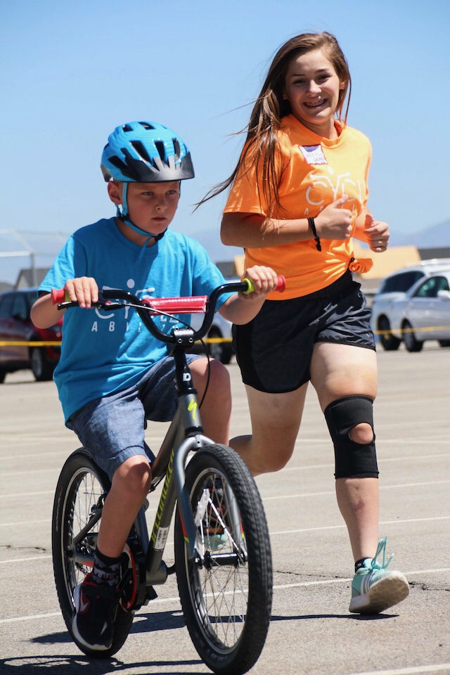 CycleAbility Bike Camp for Kids with Special Needs | iCanBike Utah