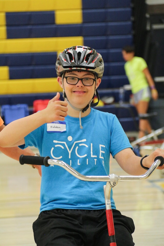 Special Needs Bike Camp Utah | CycleAbility