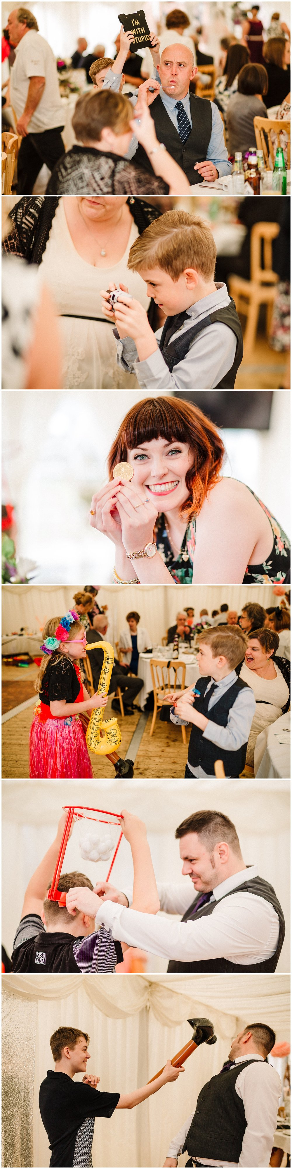 documentary wedding photography at a yorkshire wedding