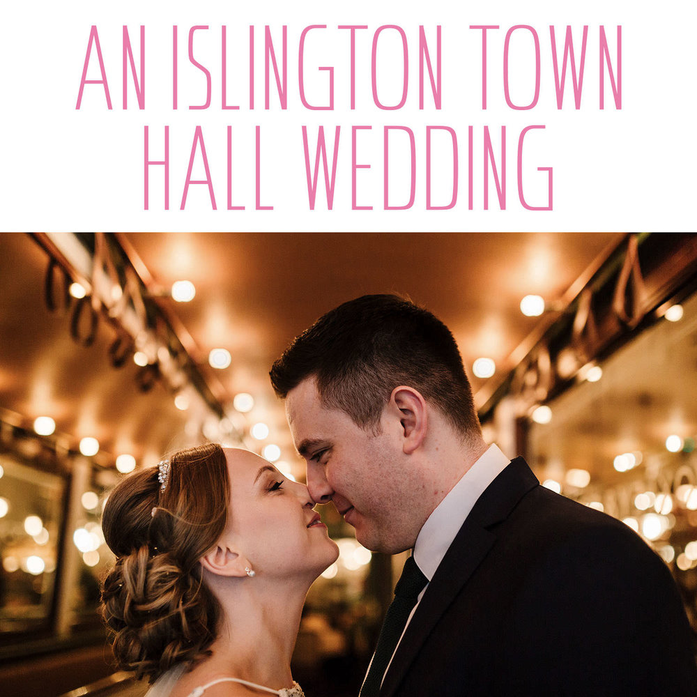 An Islington Town Hall Wedding in London