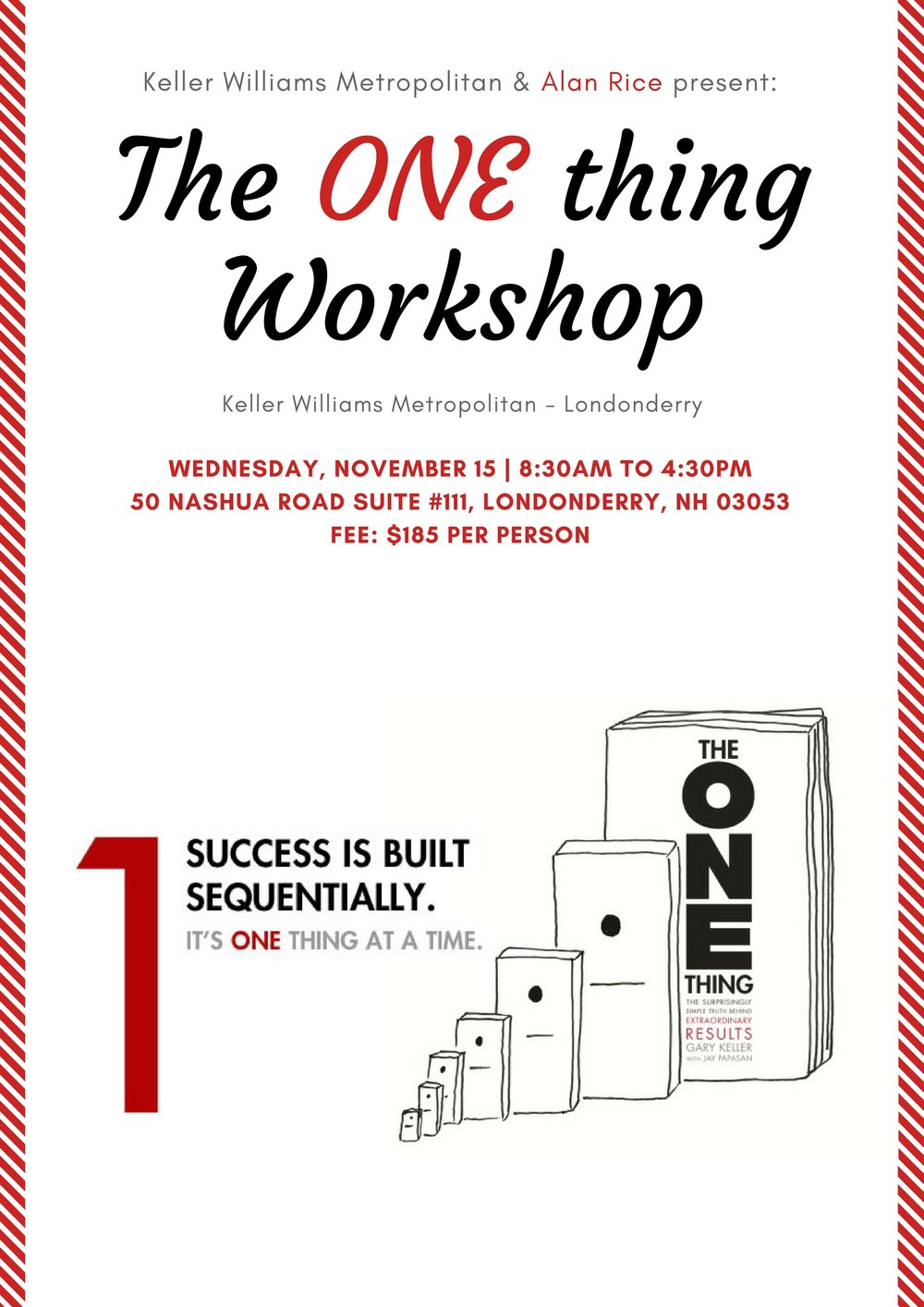 The ONE Thing Workshop