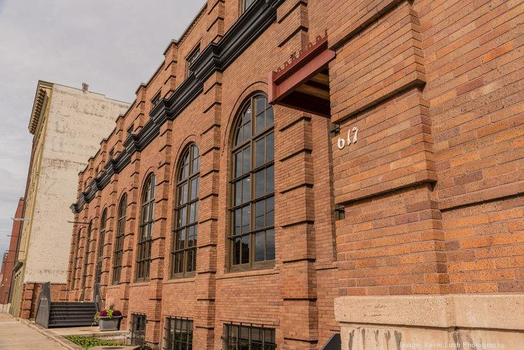 Dayton Steam Plant - General Contractor:  Woodard ResourcesProject Location: Dayton OhioDate Completed: 2017Overview: All electrical work for new buildingPhoto Credit: Dayton Business Journal