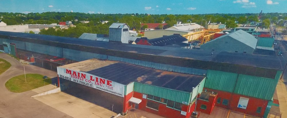 Main Line Supply  - Project Location: Dayton OhioDate Completed: August 2018Overview:  Transformer Relocation, LED Lighting & Relocate and Hook-Up Machines.Photo Credit: Main Line Supply Co., Inc.
