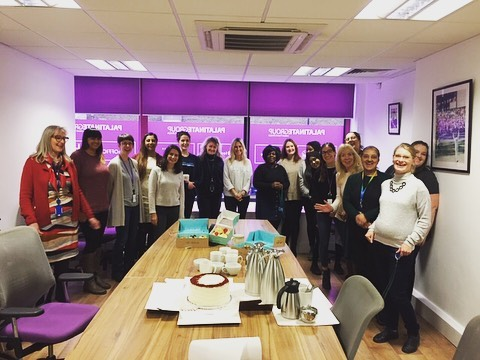 Here's to all the incredible women working at YGT, it wouldn't be the same here without you. . Cake and coffee to celebrate #iwd2019 . #weareygt @yourgolftravel #loveyourjob #internationalwomensday #yourgolftravel