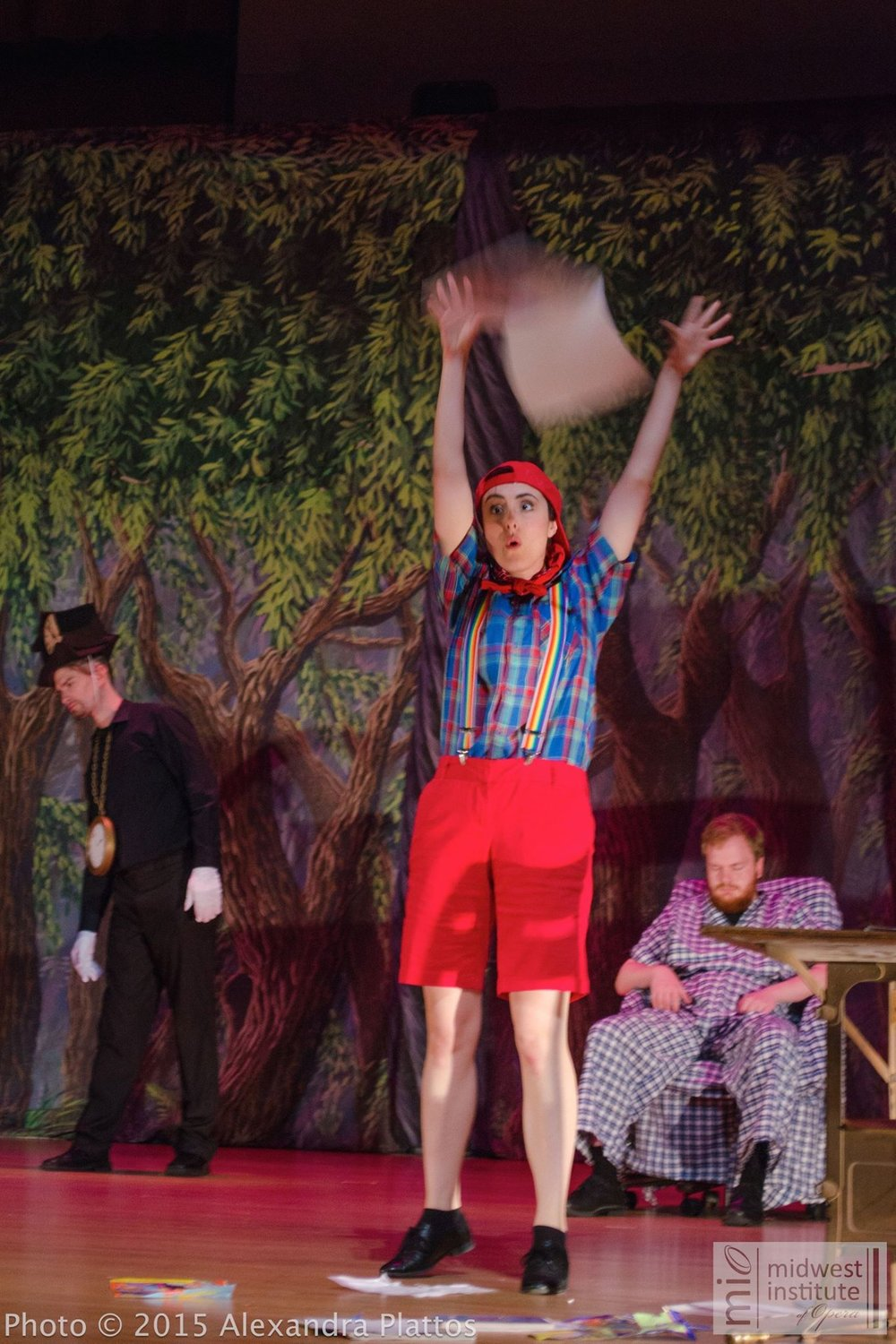 Ravel's The Bewitched Child 2015