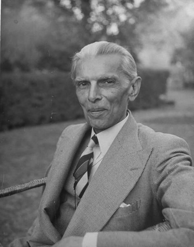 Muhammad Ali Jinnah: proclaimed as the Ambassador of Hindu–Muslim Unity by Sarojini Naidu. | Image source: Wikimedia Commons.
