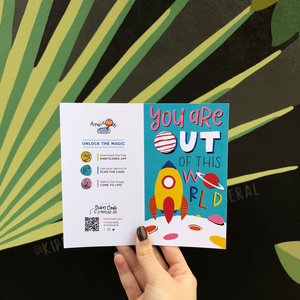 Blog kineticards ar greeting cards how the treat yo self mindset just got a much needed facelift with these ar m4hsunfo
