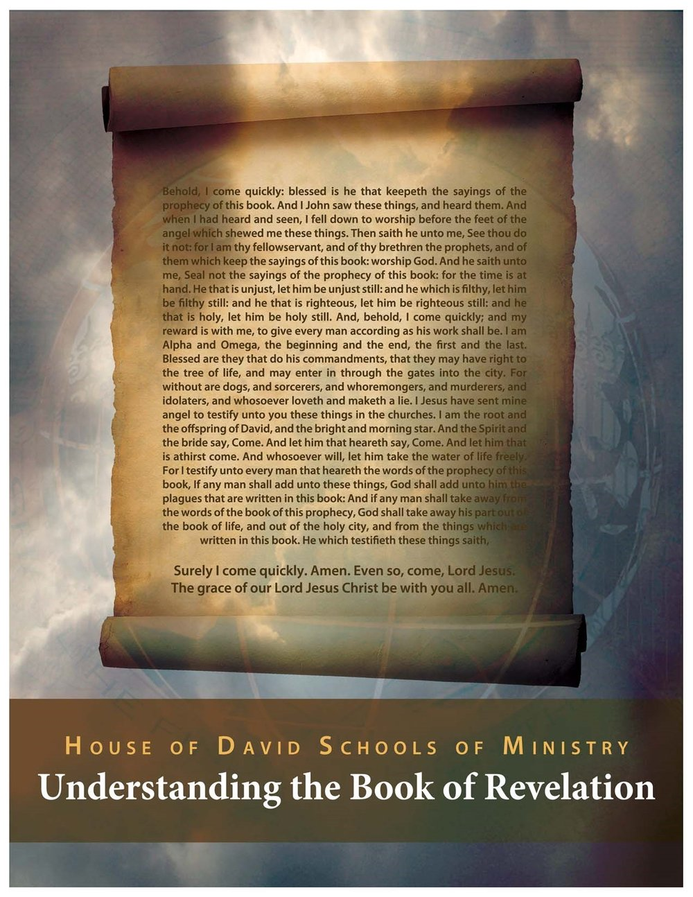 Understanding the Book of Revelation - Behold, I come quickly: hold that fast which thou hast, that no man take thy crown. Him that overcometh will I make a pillar in the temple of my God, and he shall go no more out: and I will write upon him the name of my God, and the name of the city of my God, which is new Jerusalem, which cometh down out of heaven from my God: and I will write upon him my new name. Revelations 3: 11-12So often Christians are asked questions regarding their faith, regarding the origin of religions, of man, of gods, the beginning of days, as well as the end of days, and many have no idea how to answer these questions. This course will give you knowledge using Biblical references regarding the many questions that both the Christian and non-believer has regarding who they are, who the true God is, God's intended relationship with them, and how all other religions (false teachings) came to be. If you have desired to understand biblical prophecy, including much of the Book of Revelation, then this course will bless you. You will learn what color the Lake of Fire is, and why it is that color. You will learn whether man will spend eternity in Heaven or someplace else, based on the King James Version of scripture. This course will teach you about the rapture of the Church and the various judgments that the Church will face, as well as the world. You will learn what the tribulation period is and what will happen during it. This course includes teachings on the millennium, and the fate of all who have ever died. You will learn about the eternal bodies that many will have throughout eternity. This course will cause you to grow and be able to address difficult questions that many have, including those of other religions. Imagine being able to explain to those of other religions how their beliefs (although false) came about. This course will also help you win people to Christ, for it not only gives you information about things, but also gives you a Christia