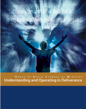 """Understanding and Operating in Deliverance (I & II) - So many people are trapped in sin and cannot in their own strength be delivered. Many others would come to Jesus for salvation, yet they cannot overcome an unseen resistance that causes them to never come to the place of submission. This is because they need deliverance. Many churches do not see God ordained growth because the enemy has blinded the minds of the people in their community, stopping them from coming to God. II Corinthians 4:3-4 says, """"But if our gospel be hid, it is hid to them that are lost: In whom the god of this world hath blinded the minds of them which believe not, lest the light of the glorious gospel of Christ, who is the image of God, should shine unto them."""" We must set these people and others free. Much of Jesus' ministry was setting the captives free (Luke 4). This two part course will train you to become an empowered army that will go into the enemy's camp and set the captives free.Click here for Part II*Any course labeled"""
