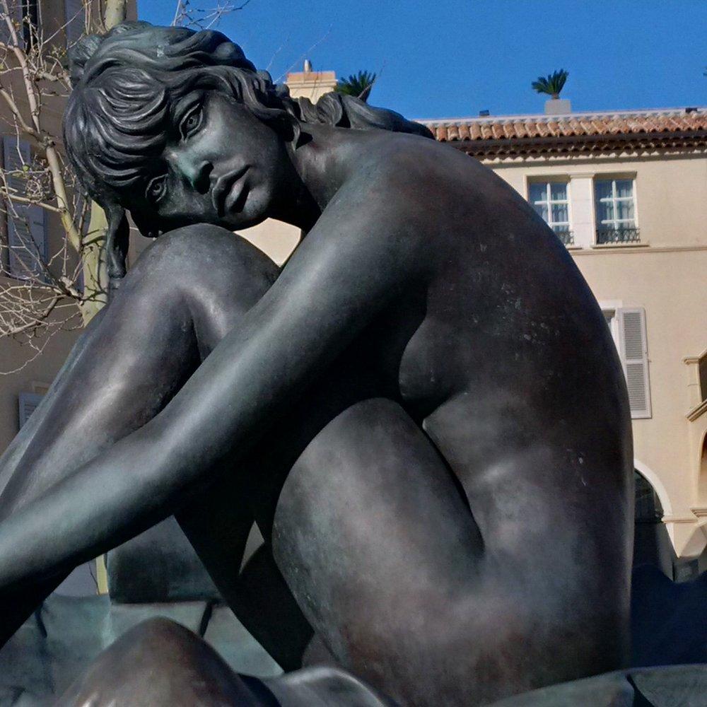Bridgette Bardot in St. Tropez