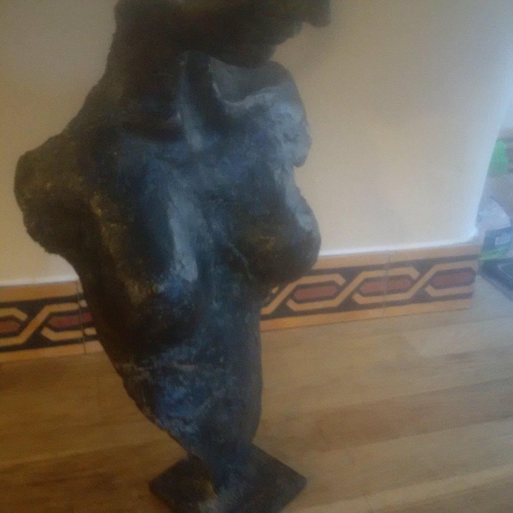 Sculpture by Mancardi