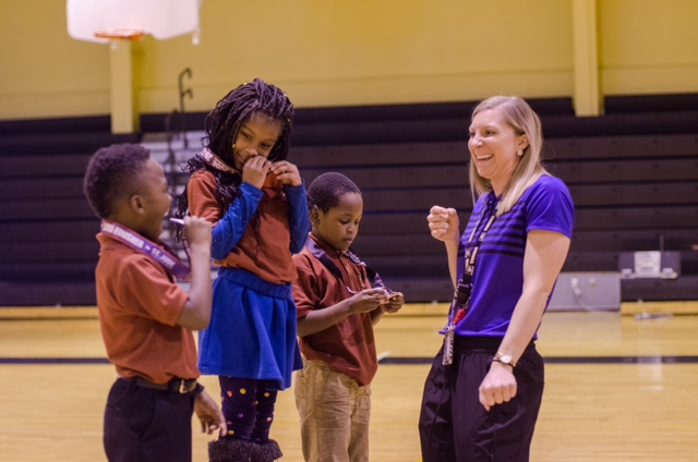 Ashley Cowsert is an alum of the Memphis Teacher Residency. She joins our team after several years working in Memphis, working in schools, and being a highly effective PE teacher. We are excited she brings her passions and skills to develop the PE program of Believe.