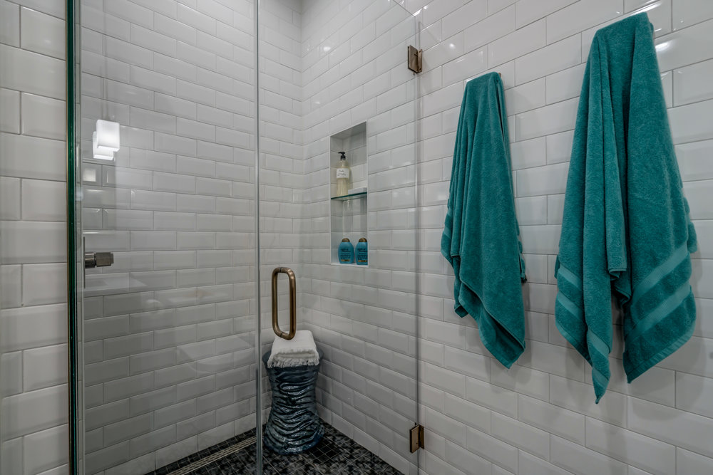 Shower Doors — The Glass Co.
