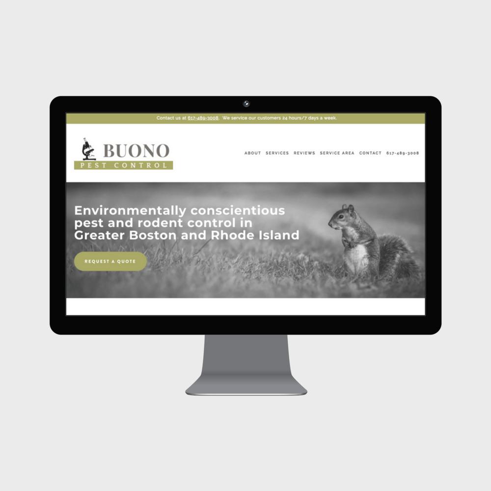 Buono Pest Control Small Business Squarespace Website Grey Barn Media Website Designer Greater Boston MA.png