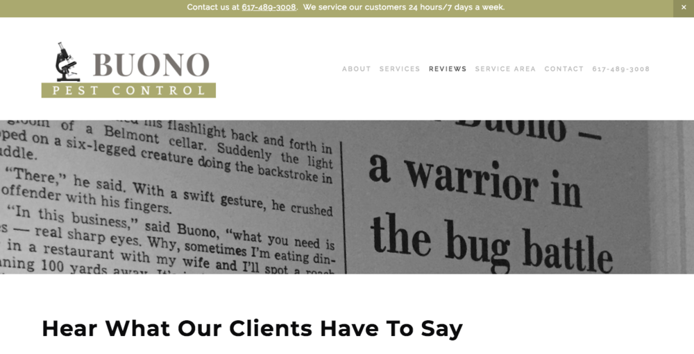 Buono Pest Control Website After Testimonial Page.png