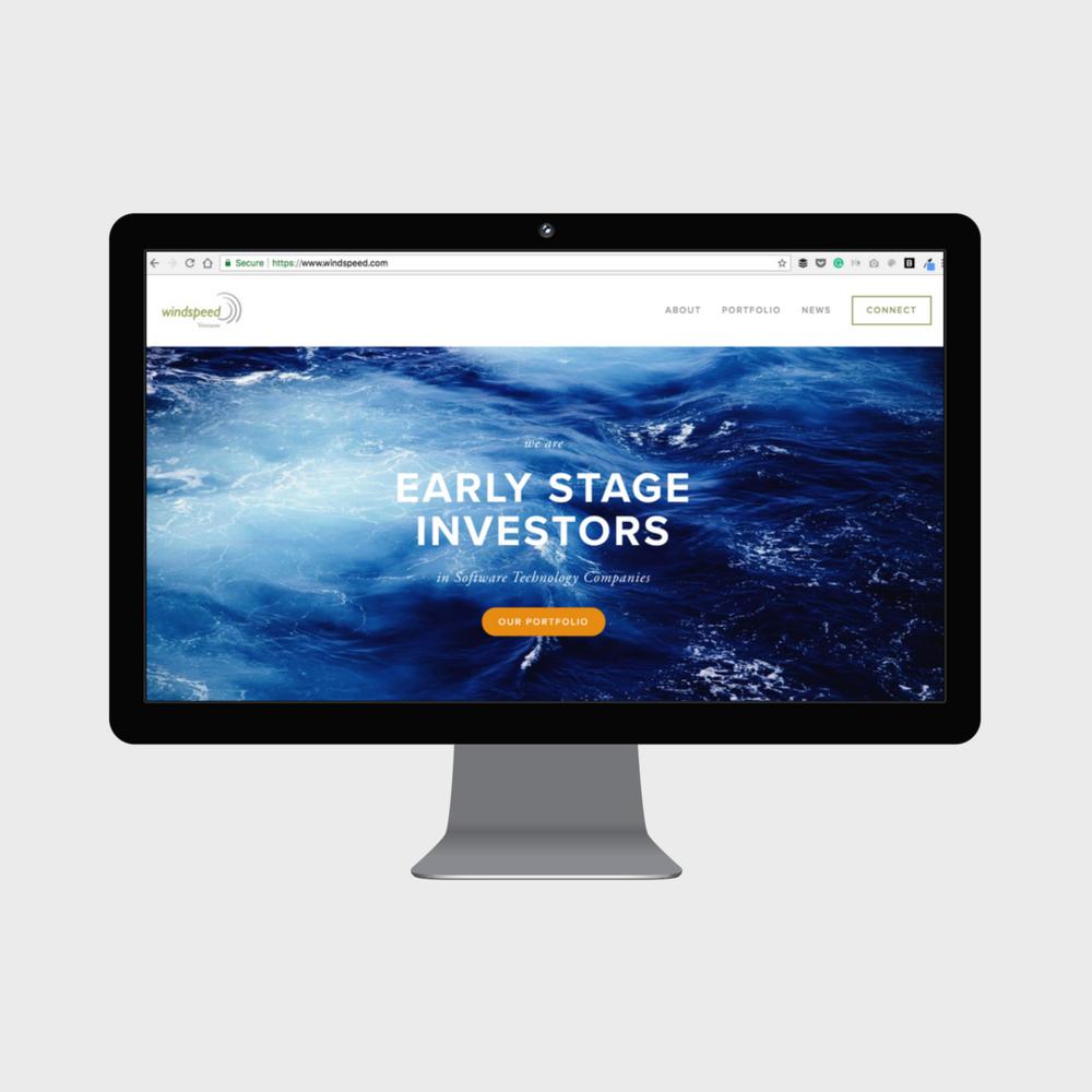 Update Old Website to Squarespace Venture Capital Firm Windspeed Ventures Massachusetts.png