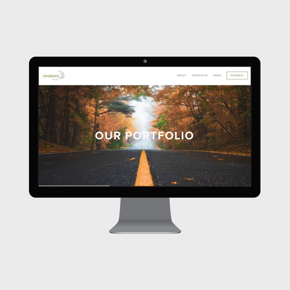 Update Old Website to Squarespace Venture Capital Firm Windspeed Ventures New Portfolio Desktop.png