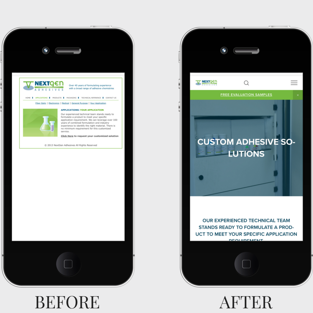 NextGen Adhesive Mobile before after custom adhesives.png