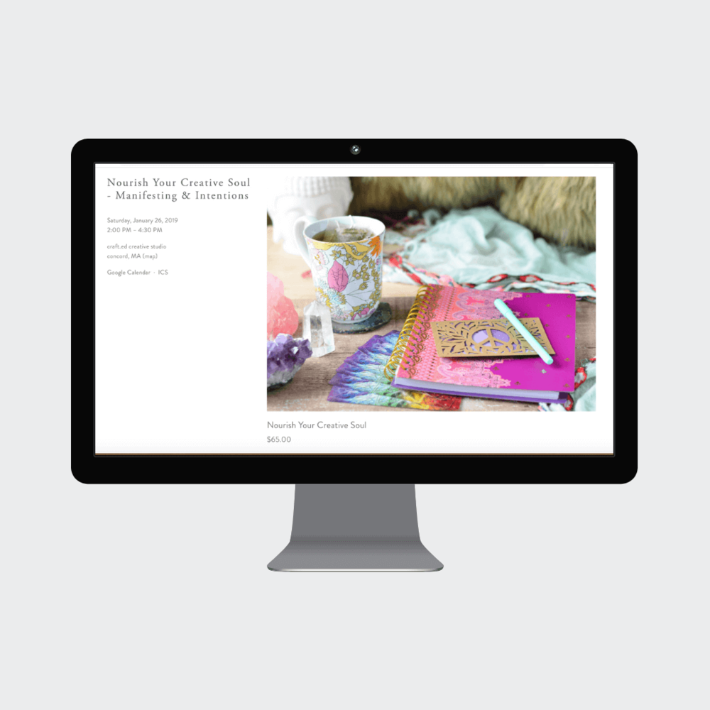 The Crafted Studio Concord MA Custom Squarespace Commerce Website 8.png