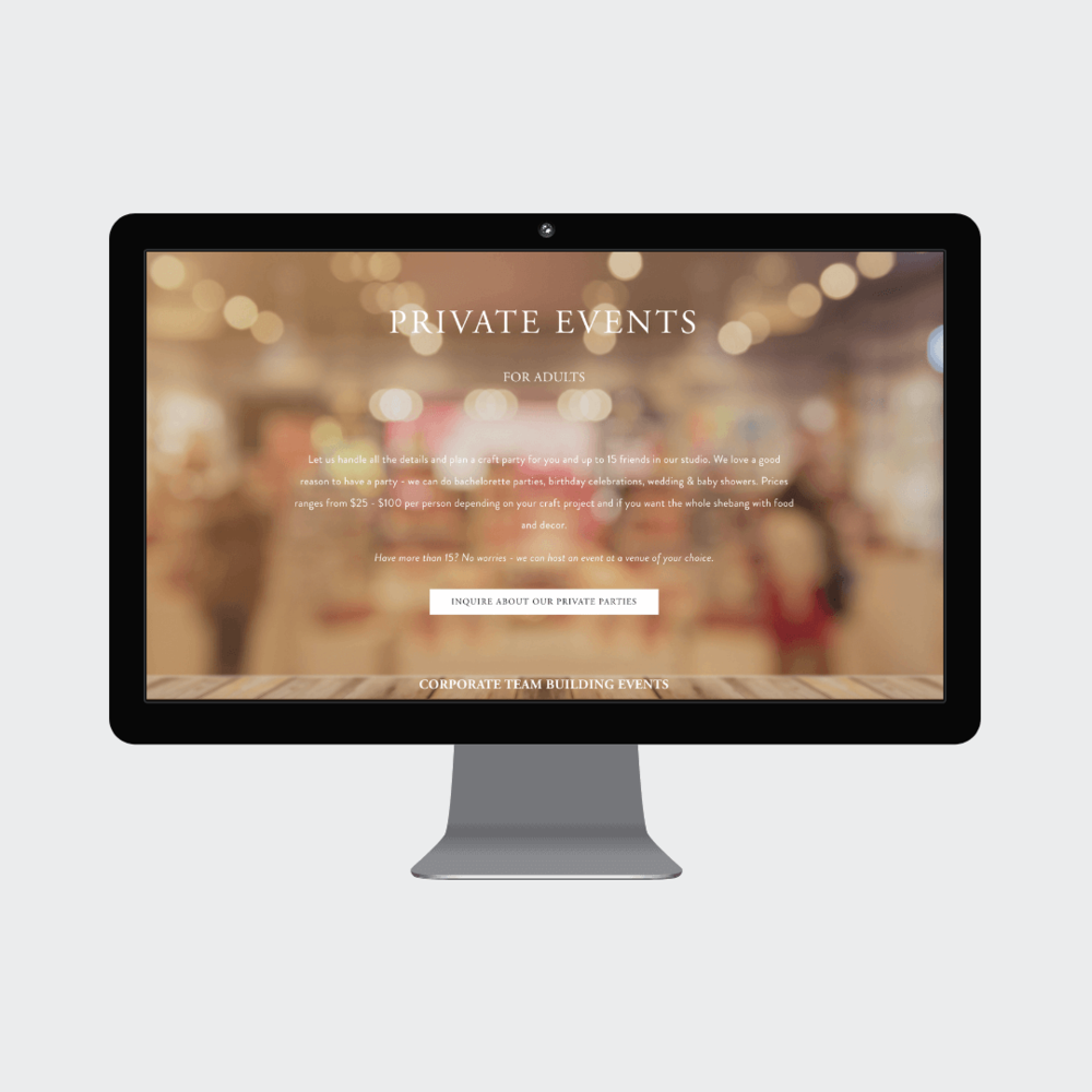 The Crafted Studio Concord MA Custom Squarespace Commerce Website 9.png