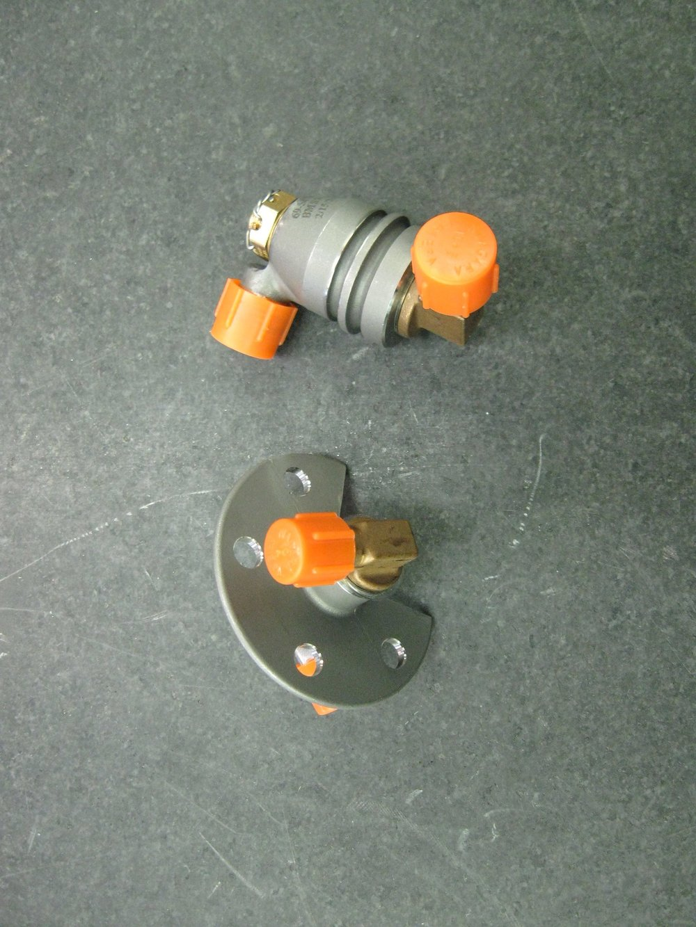 Hydraulic Swivel Assemblies - Spares