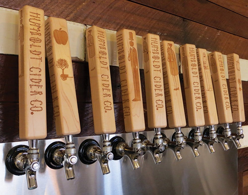 - Humboldt Cider Co Taproom