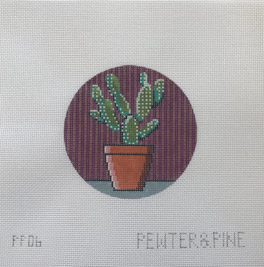 Cactus round - (PP06) 4