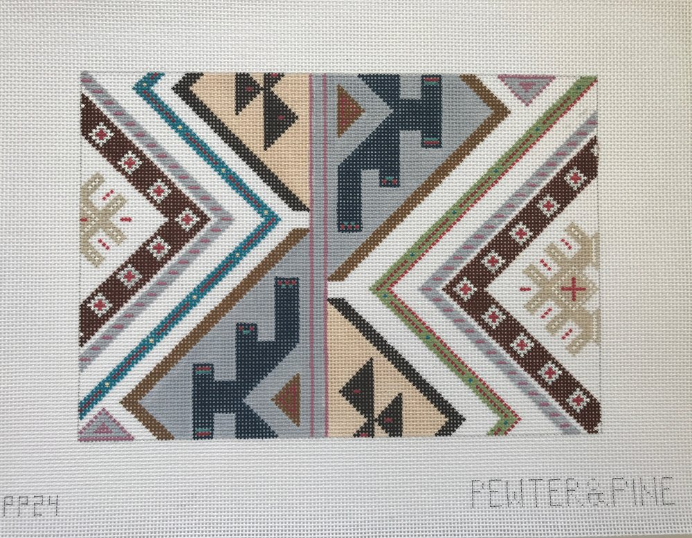 The Tally Ho Textile - (PP24) 11
