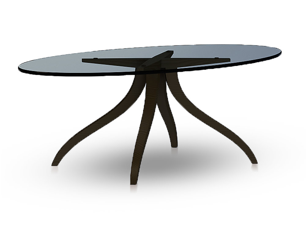 Giancarlo Studio Furniture Lydig Cocktail Table Rendering Ebony Base Glass Top.jpg