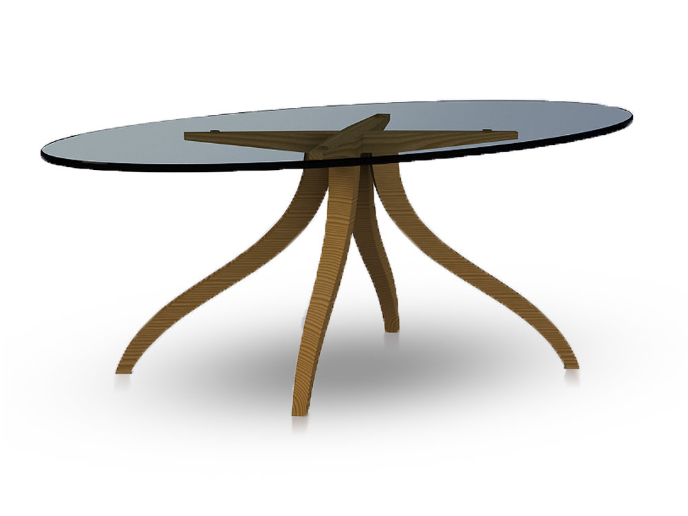 Giancarlo Studio Furniture Lydig Cocktail Table Rendering White Oak Base Glass Top.jpg