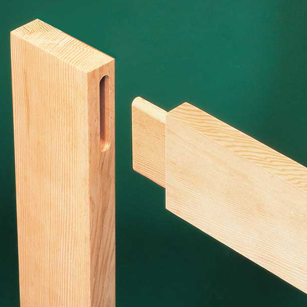 Giancarlo Studio Furniture Construction Methods Mortise and Tenon.jpg