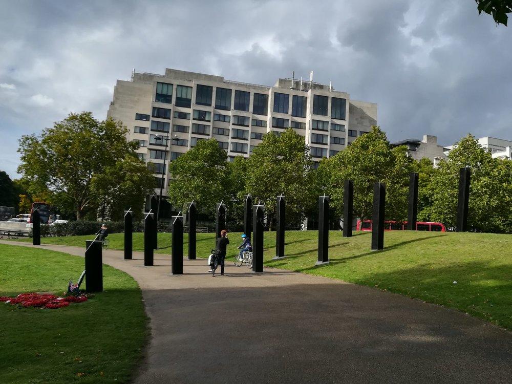 New Zealand war memorial