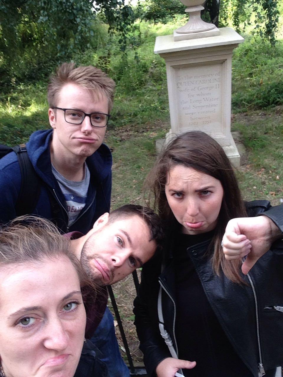 Team Bravo not liking clue 6