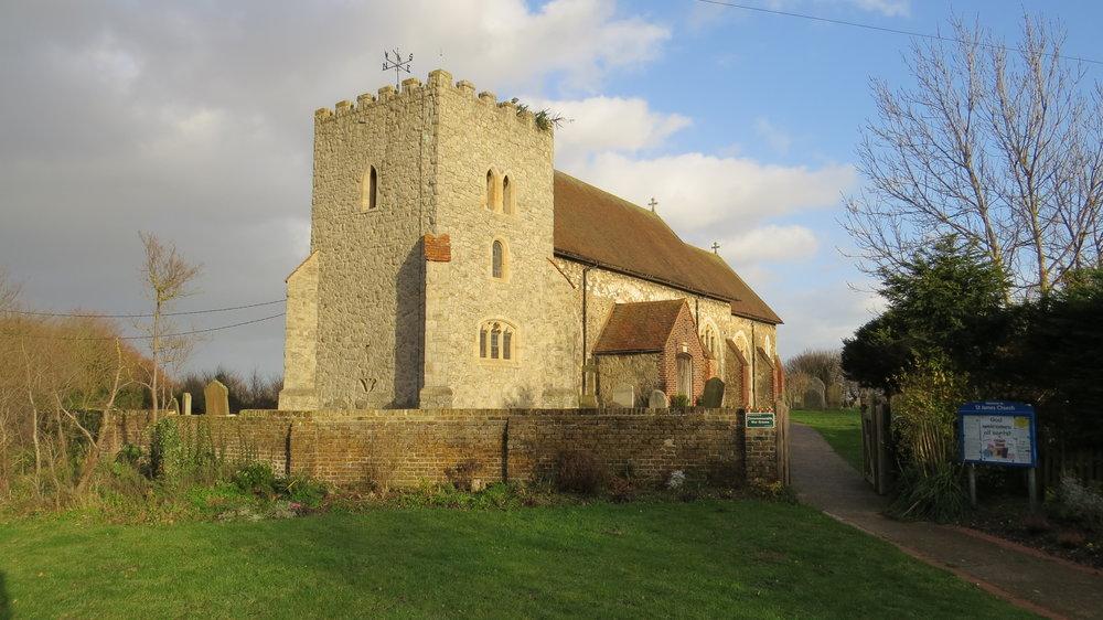 Church in Grain