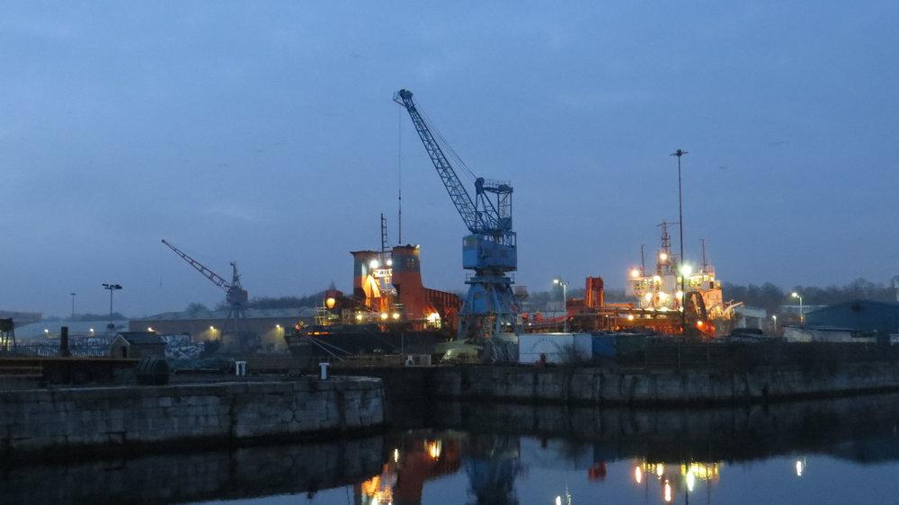 Rochester Marina