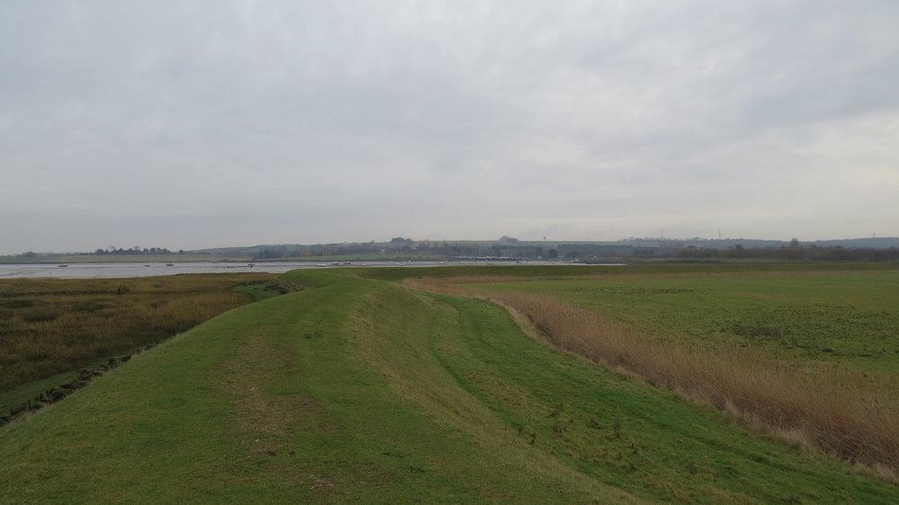 Path to Lower Halstow