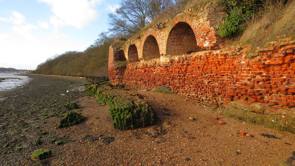 Cockham Wood Fort