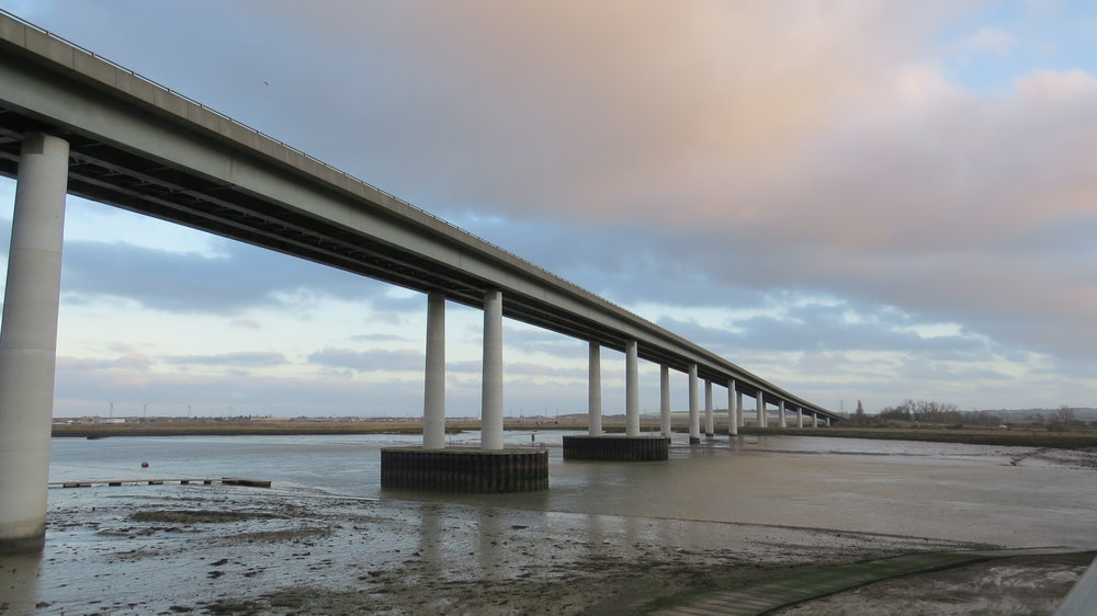 Sheppey Crossing