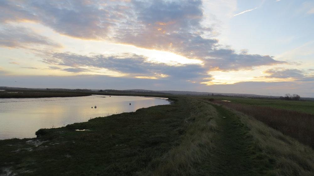 River Embankment