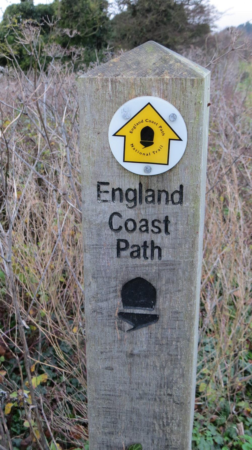 English Coast Path