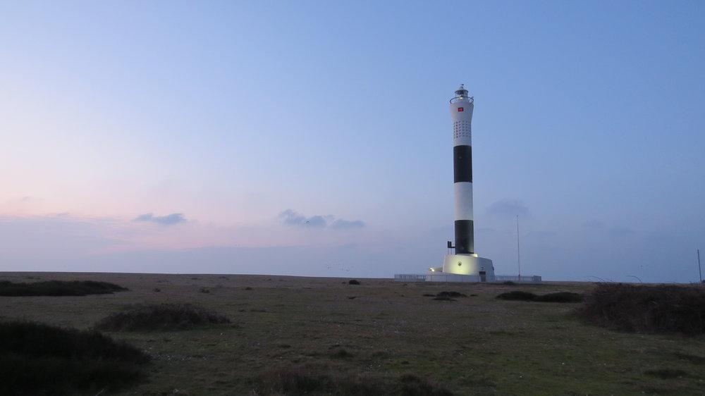 Dungeness Modern Lighthouse