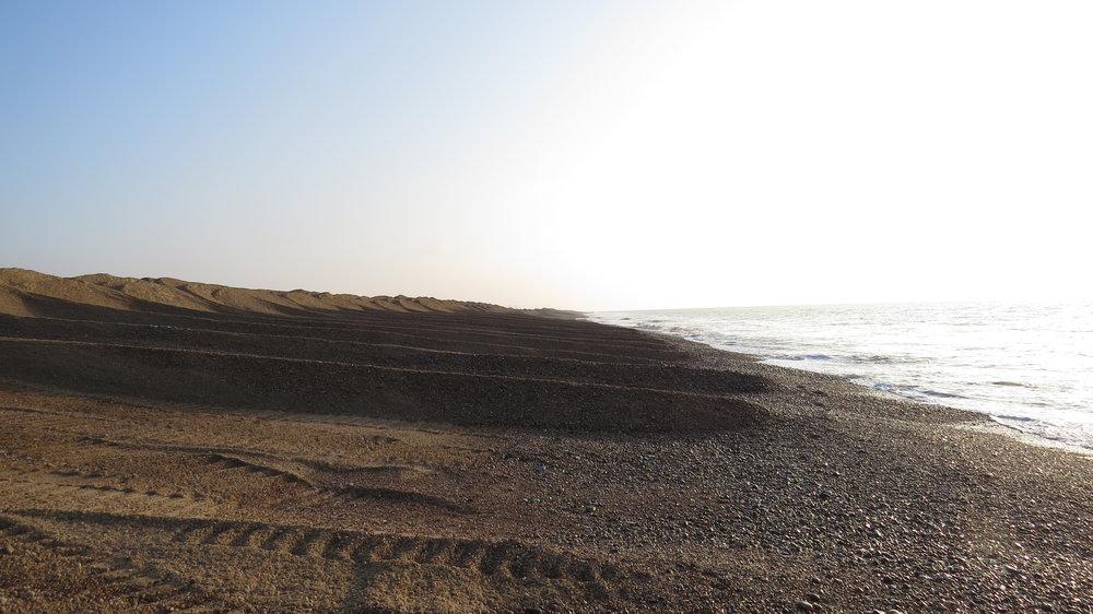 Lydd Shingle Beach