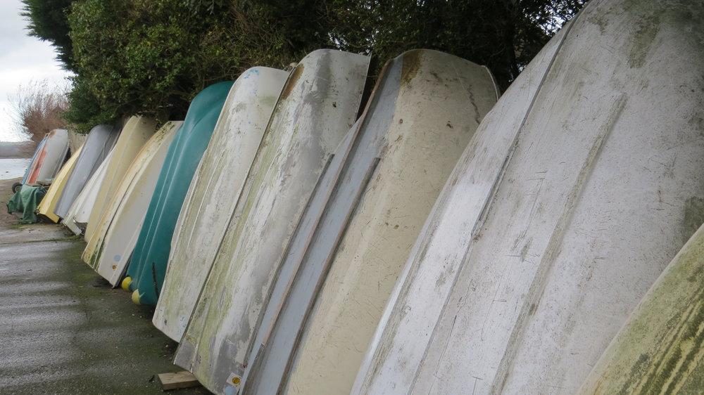 Boats Dell Quay
