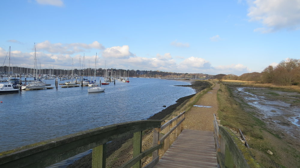 Warsash Path