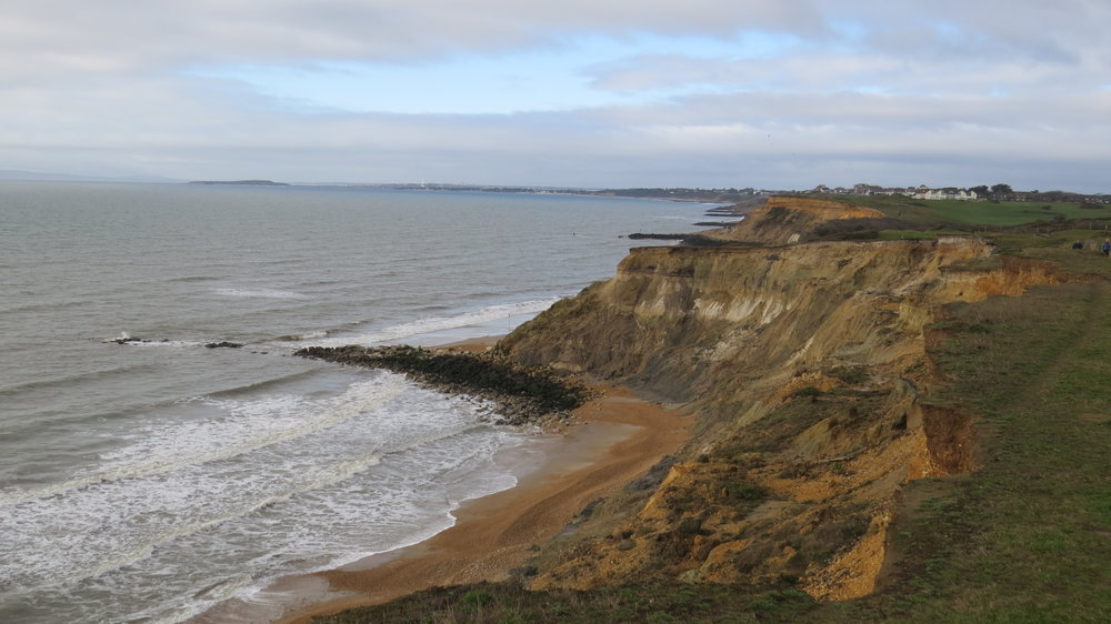 Low, Crumbling Cliffs