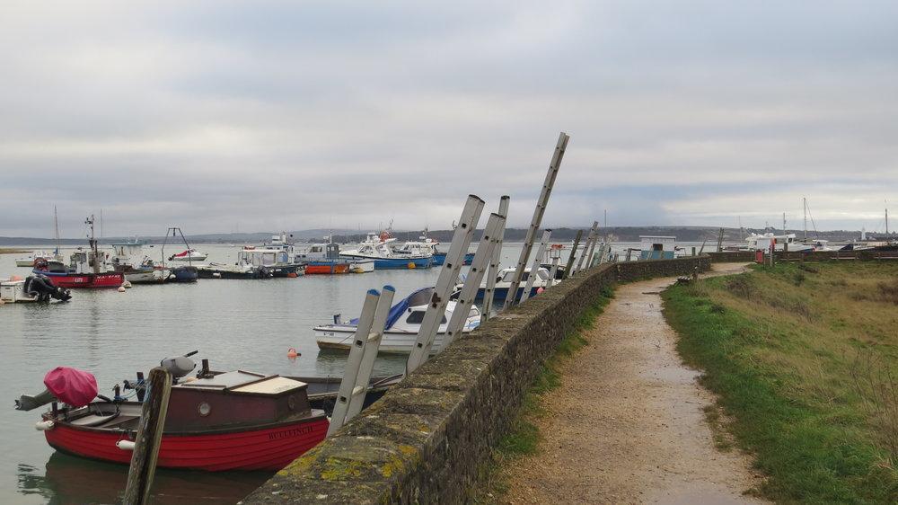 Keyhaven Marina