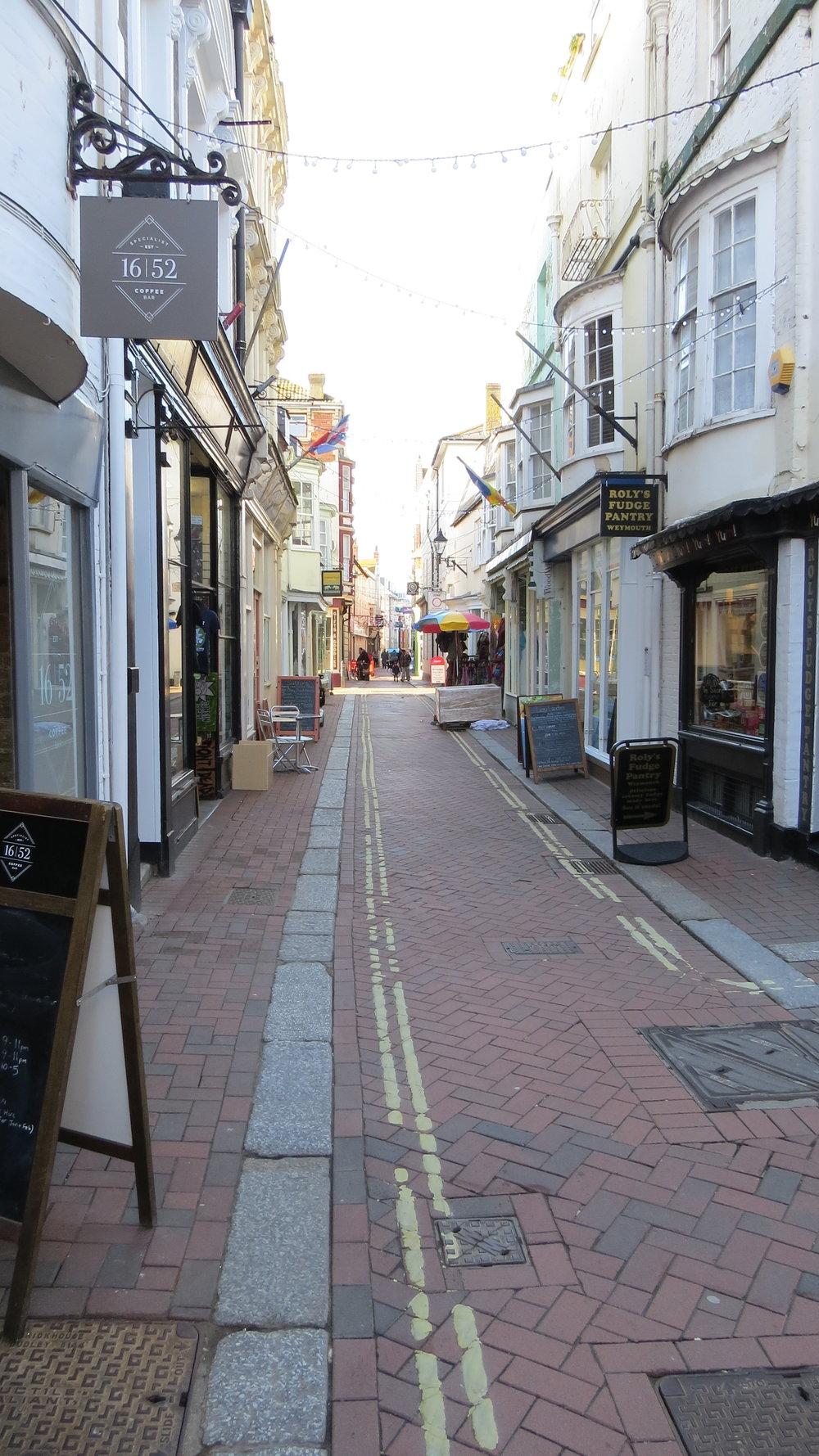 Weymouth Lanes
