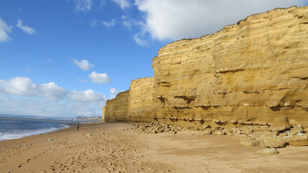 Burton Cliffs