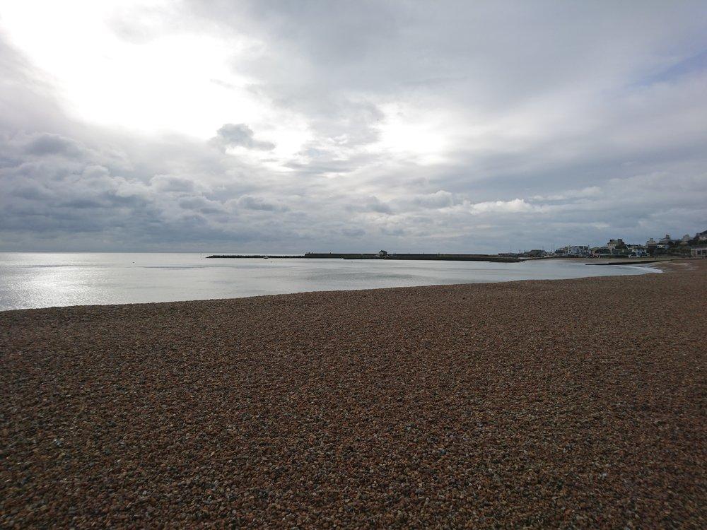 Lyme Regis Bay